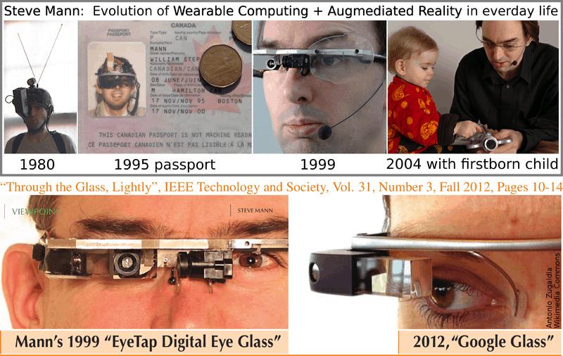 Sensor Nodes and Artificial Glasses
